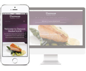 sussex Responsive website