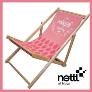 Personalised Deck Chairs