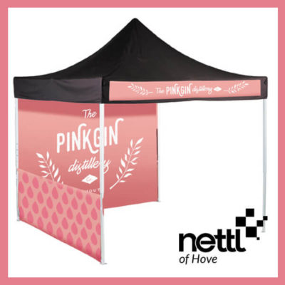 Personalised Printed Gazebo