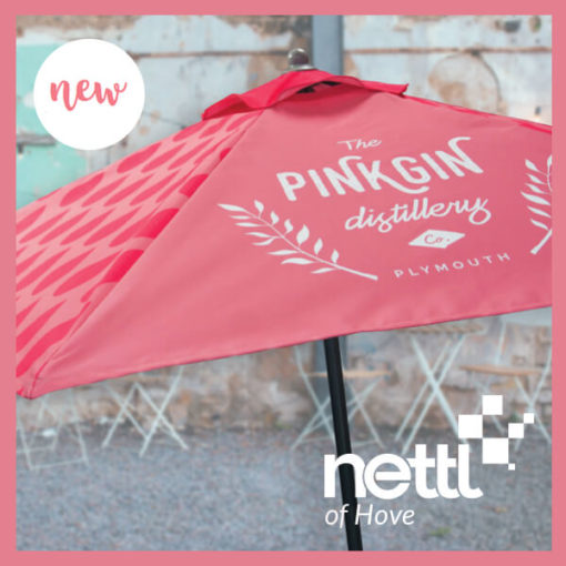 Personalised Glimmer Parasol