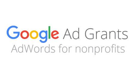 Google AdWords Grants for Charities